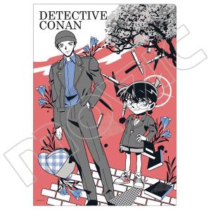 名探偵コナン クリアファイル コナン&赤井
