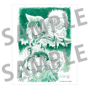 劇場版『名探偵コナン ゼロの執行人』 キャンバスボード ポスター柄【ムービック通販限定】