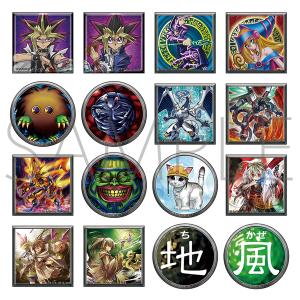 遊☆戯☆王 デュエルモンスターズ OCG トレーディング缶バッジ(全16種)【第1弾】