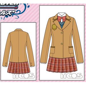 THE IDOL M@STER シンデレラガールズ 島村卯月の制服 XL