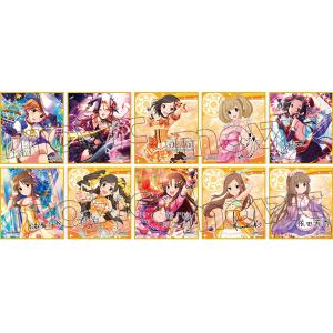 アイドルマスター シンデレラガールズ(モバイル版) ミニ色紙コレクション PASSION