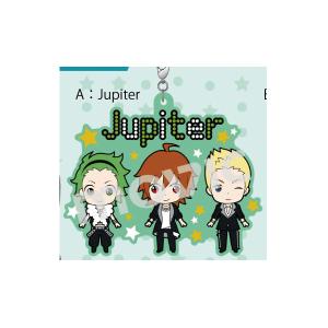 アイドルマスター SideM ユニットラバーストラップ Jupiter