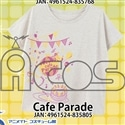 THE IDOL M@STER SideM Tシャツ Cafe Parade