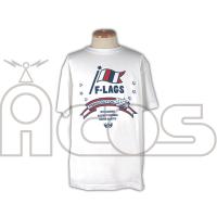 アイドルマスター SideM サイズチェンジTシャツ F-LAGS