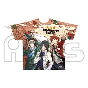 アイドルマスター SideM ユニットビジュアルTシャツ/DRAMATIC STARS