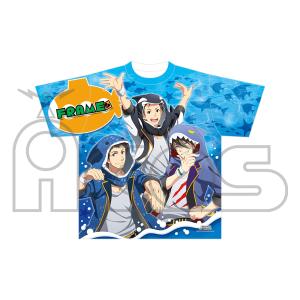 アイドルマスター SideM ユニットビジュアルTシャツ/FRAME
