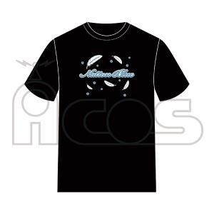 THE IDOL M@STER シンデレラガールズ(モバイル版) Tシャツ Nation Blue