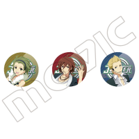 THE IDOLM@STER SideM 缶バッジセット A:Jupiter