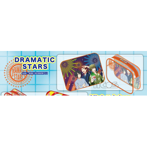 THE IDOL M@STER SideM クリアポーチ/DRAMATIC STARS