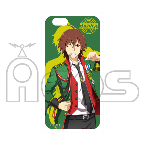 THE IDOL M@STER SideM 着せ替えシート for iPhone6&6s/冬馬