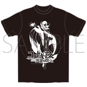コードギアス 反逆のルルーシュ ルルーシュTシャツ(Sサイズ)