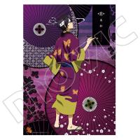 銀魂 ミニクリアポスター 高杉