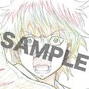 銀魂 ポストカード B:幼少時代銀時/OP「サクラミツツキ」