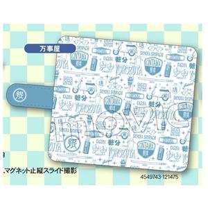 銀魂 手帳型スマートフォンケース 万事屋