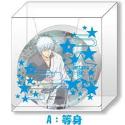 銀魂 ミニクリアケース/等身イラスト