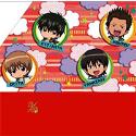 銀魂 CD収納BOX/B 赤