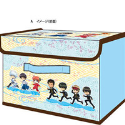 銀魂 カラーボックス用BOX A:万事屋&真選組