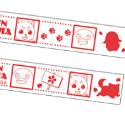 銀魂 マスキングテープ B:定春、エリザベス
