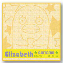 銀魂 ミニタオル E:エリザベス