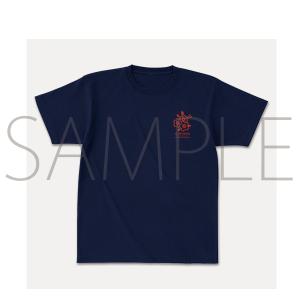 銀魂華祭り2017(仮) スタッフTシャツ色違いレプリカ ネイビーL