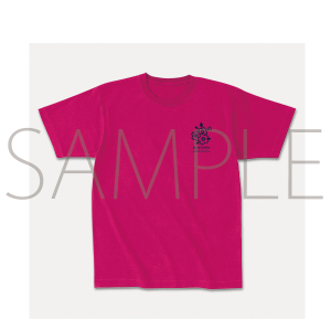 銀魂華祭り2017(仮) スタッフTシャツ色違いレプリカ ピンクL