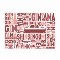 銀魂 マルチマット/真選組
