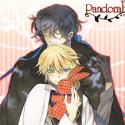 PandoraHearts ミニメタルポスター A.オズ&ギル