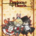 PandoraHearts ポストカードファイル/ポストカード1枚付