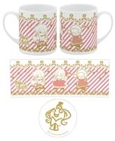 PandoraHearts マグカップ/ブレイク&シャロン&レイム