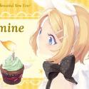 初音ミクシリーズ ファン証明カード/リン