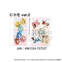 初音ミクシリーズ  クリアファイル C:トモ ver.2