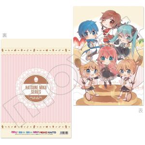 初音ミクシリーズ クリアファイル/C:niwa ver.