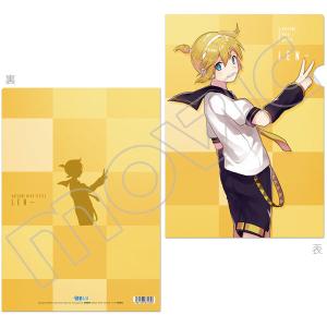 初音ミクシリーズ クリアファイル/F:依存ver.レン