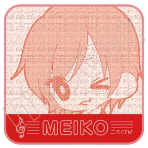 初音ミクシリーズ ジャガードミニタオル/MEIKO(MaMi ver.)