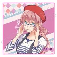 初音ミクシリーズ ミニタオル ルカ(MEIKO B.D)