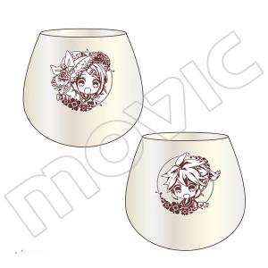初音ミクシリーズ グラス C:にわ子ver. リン&レン
