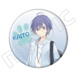 初音ミクシリーズ 缶バッジ R_りんご KAITO