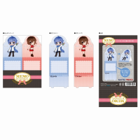 初音ミクシリーズ メモ帳/カイト&メイコ
