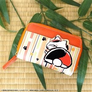 夏目友人帳 カードケース ニャンコ先生