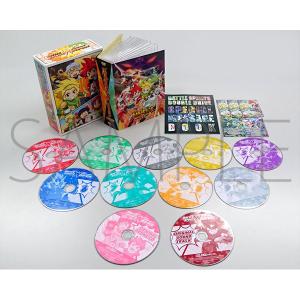 バトルスピリッツ ダブルドライブ DVD-BOX