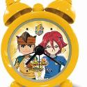 イナズマイレブン ミニクロックA:円堂&ヒロト