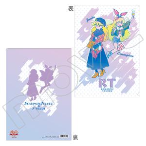 東方Project クリアファイル クラウンピース&純狐