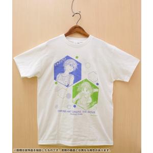 劇場版 ソードアート・オンライン -オーディナル・スケール- Tシャツ 和人&直葉