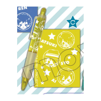 うたの☆プリンスさまっ♪ マジLOVE2000% シャープペンシル 那月&翔&藍