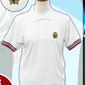 うたの☆プリンスさまっ♪マジLOVE1000% 早乙女学園制服(男子夏服)ポロシャツ 白