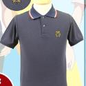 うたの☆プリンスさまっ♪マジLOVE1000% 早乙女学園制服(男子夏服)ポロシャツ 紺