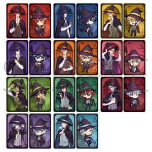 うたの☆プリンスさまっ♪ マジLOVEキングダム ハロウィンカードコレクション Mysterious Halloween Night SHINING Ver.