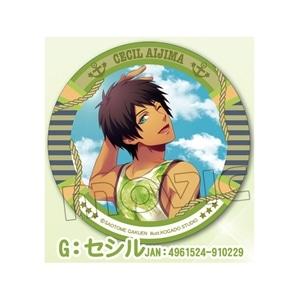 うたの☆プリンスさまっ♪ メタルステッカー G:セシル
