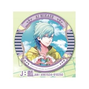うたの☆プリンスさまっ♪ メタルステッカー J:藍