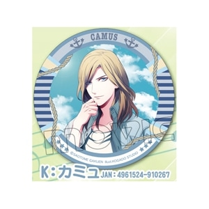 うたの☆プリンスさまっ♪ メタルステッカー K:カミュ